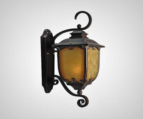 Aluminum Outdoor Light Series